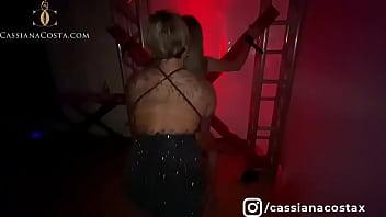 Sexo Oral Romantico Com Coroa Ruiva Vendada